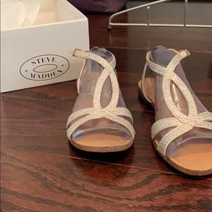Steve Madden Diamond Sandals